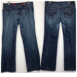 Express X2 Stella Boot Jeans Size 8s